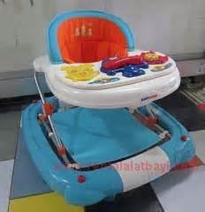 Babydoes Baby Walker 1085 rental baby does baby walker murah di pekayon bekasi rental alat bayi
