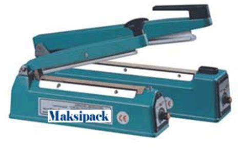 Sealer Listrik Impluse Gse 200mm spesifikasi dan harga mesin kemas plastik toko mesin