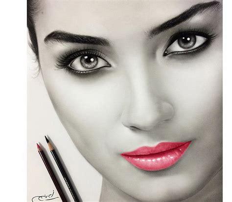 imagenes para dibujar a lapiz rostros cuadros modernos pinturas y dibujos rostros dibujos de