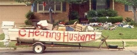 cigarette and boat joke woman advertises yard sale on craigslist to sell her