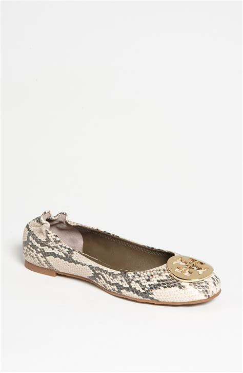 Trend Report Burch Reva Flats Are Going To Be This Second City Style Fashion by Burch Reva Flat In Gray Gold Lyst