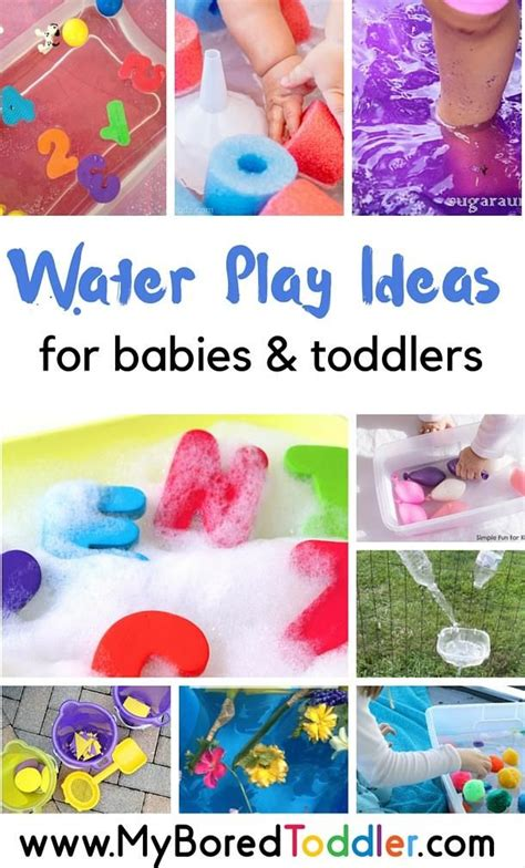 ideas for babies 25 best ideas about water play activities on