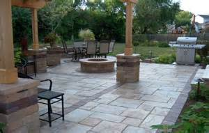 Backyard Patio Landscaping Patios Outdoor Rooms Poul S Landcaping Nursery Inc