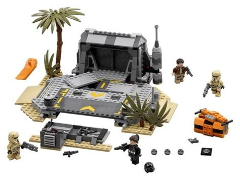 Starwars Set Pg8051 Starwars new lego wars rogue one sets revealed for 2017 news the brothers brick the brothers brick