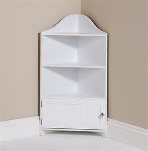 Corner Storage Unit For Bathroom Bathroom Cupboard White Corner Storage Unit 1 Door Cupboard 2 Shelf Colonial Ebay