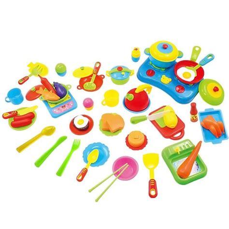 cuisine enfant jouet vococal 174 60pcs cuisine jouets pour enfant jouets en