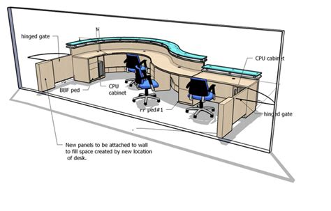 hotel front desk layout design concept drawings arnold contract