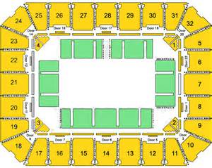 Sydney Entertainment Centre Floor Plan by Adelaide Entertainment Centre Seating Map Austadiums