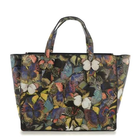 Chopard Borsa Butterfly Purse by Valentino Calfskin Camubutterfly Tote 123785