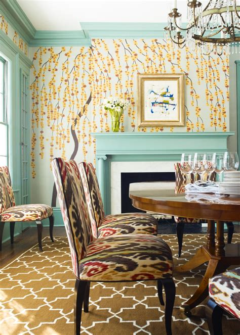 11 modern wallpaper trends to try hgtv s decorating design blog hgtv color trends at high point market hgtv s decorating