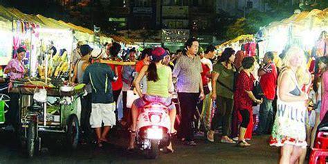 malam di pasar ben thanh ho chi minh kembara alam aadk jalan jalan ke ho chi minh vietnam