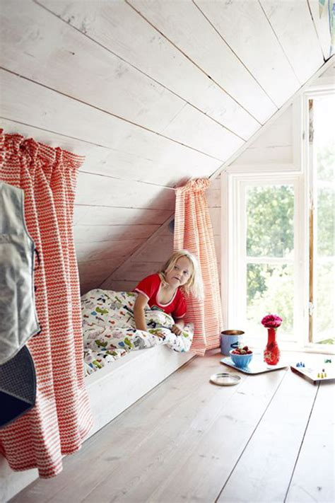 beautiful loft alcove beds for kids