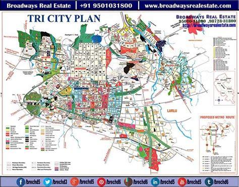 layout plan of mohali gmada it city location map master plan of gmada it city