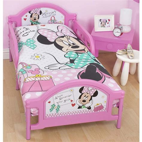 themed toddler beds minnie mouse toddler bed theme mygreenatl bunk beds