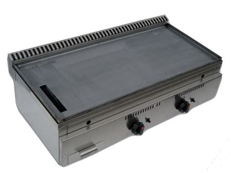 piastre per cucinare a gas casta piastra fry top da banco a gas per piadina e