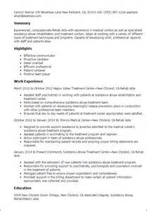 truancy letter template 17 substance abuse counselor resume student what