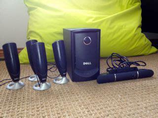 kardon hk206 computer speakers dell 5n356 4n567 desktop