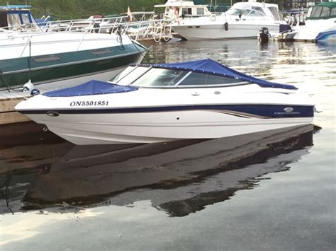 chaparral boats used ontario chaparral 190 ssi 2006 used boat for sale in gananoque