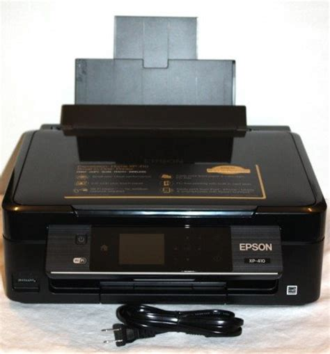 Printer Epson Xp 410 epson expression home xp 410 small in one all in one printer review the gadgeteer