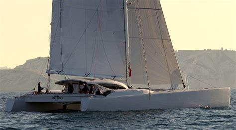 fast cruising boats velum 72 fast cruising catamar buy used sailboat