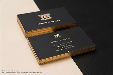 business card monogram template free gold foil monogram black business template