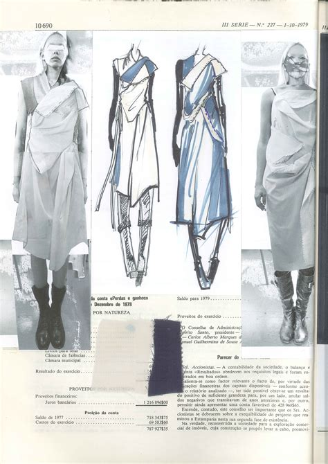 fashion design portfolio layout fashion sketchbook page layout with dress sketches