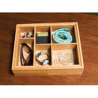 20 inch drawer organizer lipper international wood 20 inch expandable junk drawer
