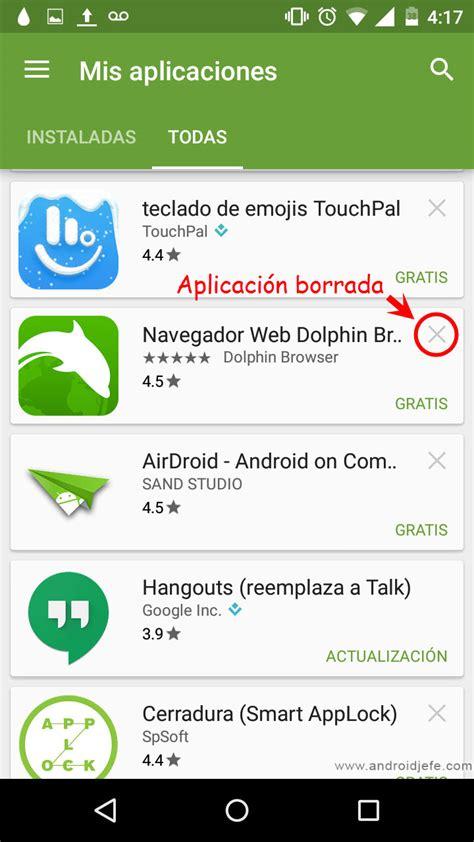 recuperar imagenes ocultas android recuperar aplicaciones borradas de android android jefe