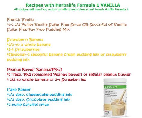 Herbalife Shake Strawberry vanilla herbalife recipes cake batter pbj