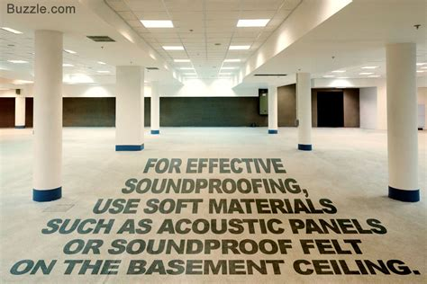 This Is Surely The Best Way To Soundproof A Basement Ceiling Best Way To Soundproof Basement Ceiling