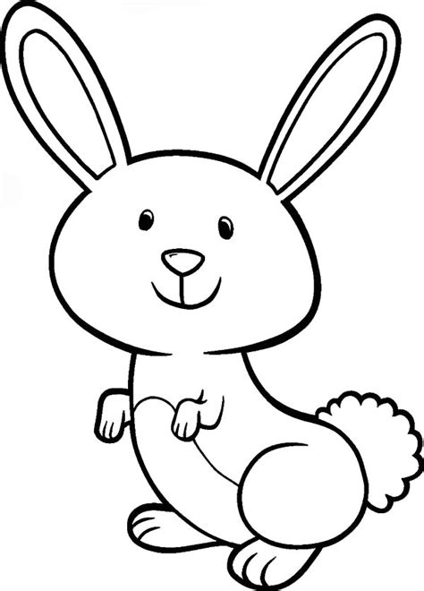 bunny coloring page bunny coloring pages clipart best