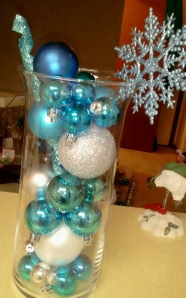 ornament centerpiece weddingbee photo gallery