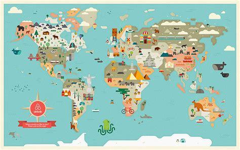 world map illustration 2 andrealikes to