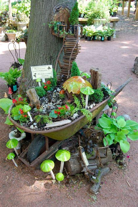 Unleash Your Imagination ? Magical Fairy Garden Designs