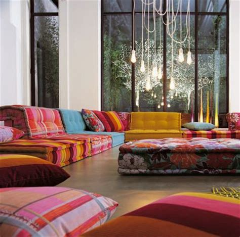 modular floor cushions sofas get the look bohemian floor cushions finding euphoria blog