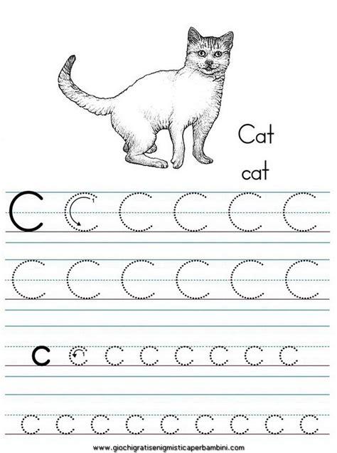 imparare a scrivere le lettere imparare a scrivere le lettere 03 schede didattiche impara
