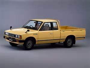 Nissan Datsun Truck 1979 85 Datsun King Cab Suvs And Trucks