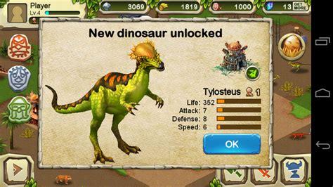 Dinosaur War   Android Games Cheat