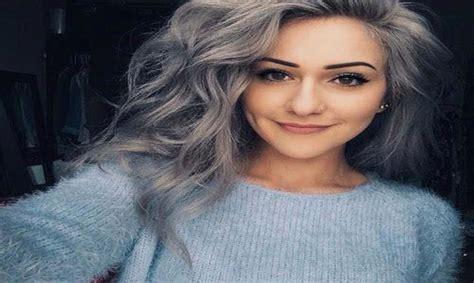illinois hair show may 2015 capelli 2015 tendenze granny hair 232 il nuovo stile dalla