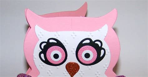 Owl Hello greenspan s crafts pink hello owl