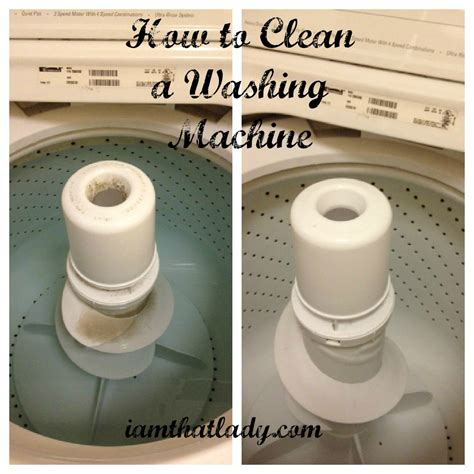 how to clean a washing machine cleaning the inside of i accidentally cleaned my washing machine today frugal