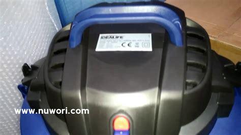 vacuum cleaner idealife il 200v