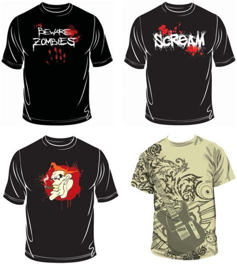 Kaos T Shirt Ghost Busters vector t shirt free vector 1 320 free vector