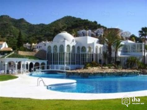 nerja house rentals for your holidays with iha direct