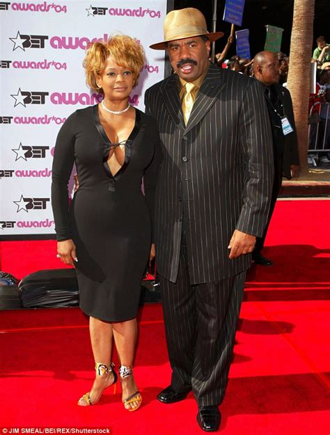 center his wife marjorie left and atlanta mayor kasim reed steve harvey s ex loses 60 mil suit against tv host