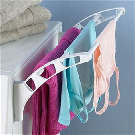 amazoncom magnetic laundry clothes drying rack home