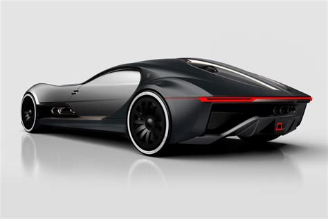 bugatti concept the bugatti of future past yanko design