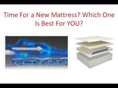 The Best Mattress To Buy For Back by Relieve Pressure And Back In Bed With This