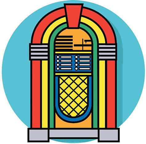 jukebox clipart royalty free juke box clip vector images