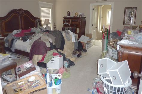 cluttered bedroom the principle of stuff flow flexible structure method
